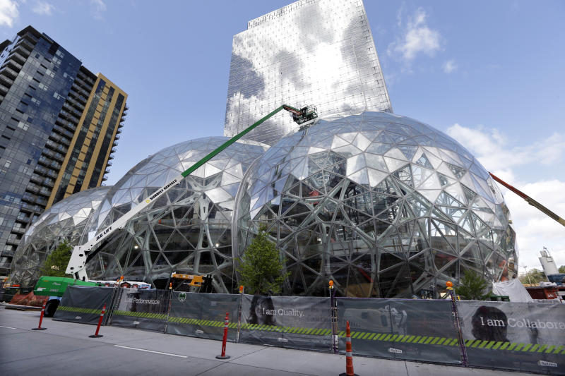Amazon hunting for 2nd home, cities start lining up to apply