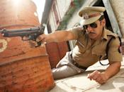 The film that introduced cop Chulbul Pandey to movie lovers gave Salman Khan one of his biggest hits. It also marked the debut of Sonakshi Sinha. Dabangg became the highest grossing film of 2010 and won the National Award for Best Popular Film providing Wholesome Entertainment. Dabangg 2, which released in 2012, marked the directorial debut of Arbaaz Khan and retained the original cast of Salman Khan and Sonakshi Sinha. The movie was a blockbuster at the box office and one of the highest grossing movies of all times. The third instalment, Dabangg 3 is set to release on 20th December, 2019, will retain Khan and Sinha, and will also see Mahesh Manjrekar's daughter, Saiee Manjrekar make her film debut.