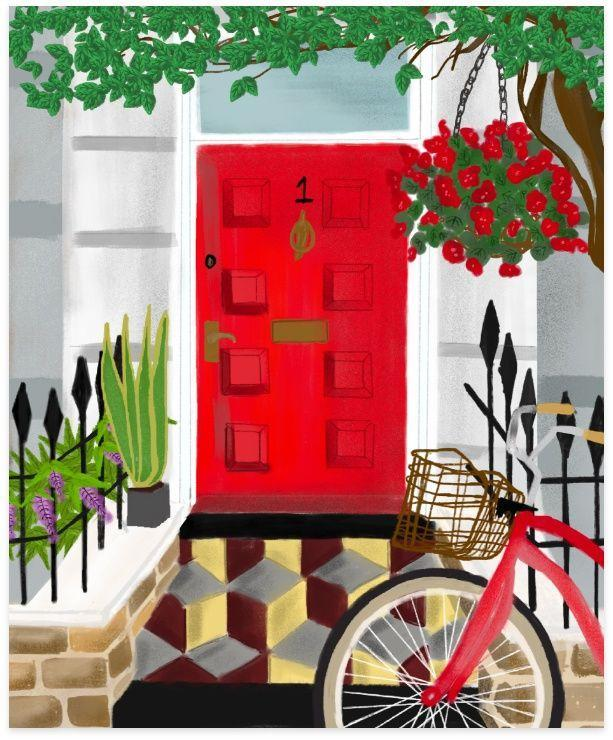 <p>Aries are naturally energetic, with a passion for bold, fuss-free designs. If this is your star sign, refresh your front door with a lick of letterbox-red paint — it's a surefire way to make a statement. Opt for materials such as steal or metal. For plants, look to cacti, the prickly pear, red geraniums, and roses.</p><p><strong>Lucky house number:</strong> One<br><strong>Key colours:</strong> Red, representing courage, danger and passion.</p>
