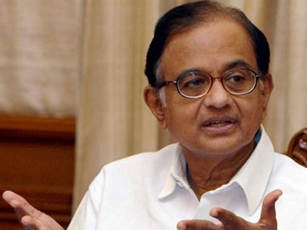 Congress leader and former cabinet minister P Chidambaram (File photo)