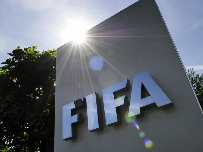 Football's world governing body FIFA cleared 2022 World Cup hosts Qatar of corruption (AFP Photo/)