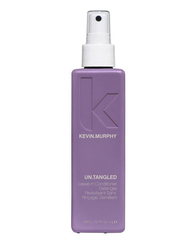"""""""I travel with this product, it's really double duty for me. I spray it on my hair when it's wet, then my brush just slides through my hair. And when I've had a blow out, if I wake up the next day and it's a little frizzy, I spray a little bit in my hand and use it to smooth."""" <strong>Buy It! </strong>$32; <a href=""""http://kevinmurphy.com.au/salon-locator/"""" rel=""""nofollow noopener"""" target=""""_blank"""" data-ylk=""""slk:kevinmurphy.com.au/salon-locator/"""" class=""""link rapid-noclick-resp"""">kevinmurphy.com.au/salon-locator/</a> for locations"""