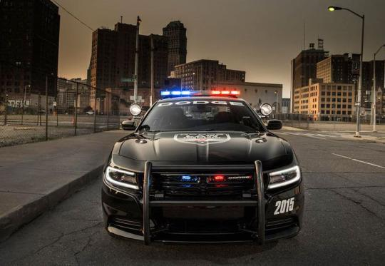 six surprising things you learn driving a cop car