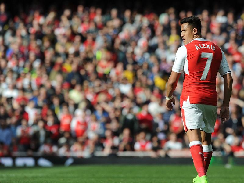 Alexis Sanchez's future at the Emirates remains firmly up in the air: Getty