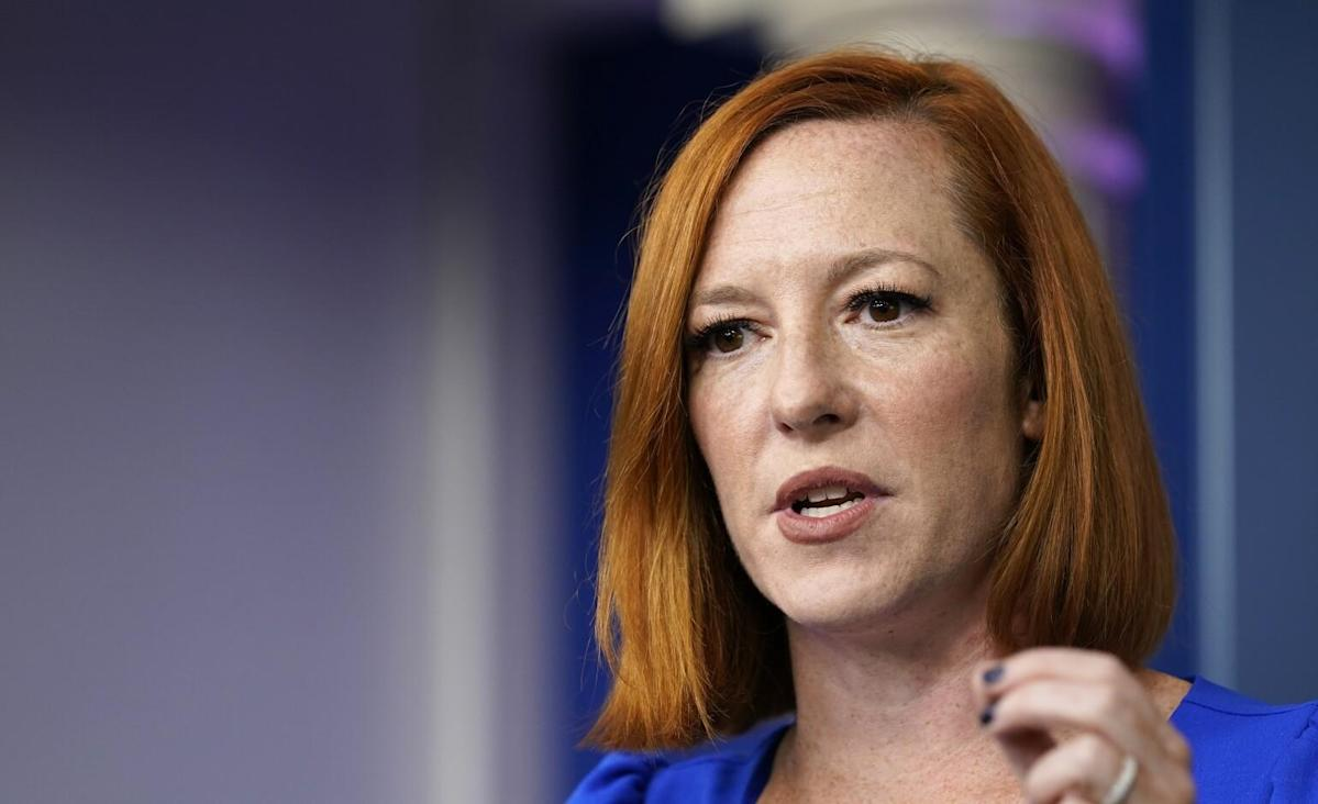 Psaki chafes at abortion question ahead of Biden meeting with pope