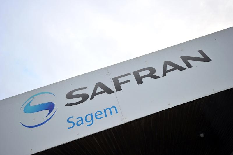 The only French-led conviction against a whole company -- aerospace giant Safran -- was overturned on appeal in January (AFP Photo/Frank Perry)