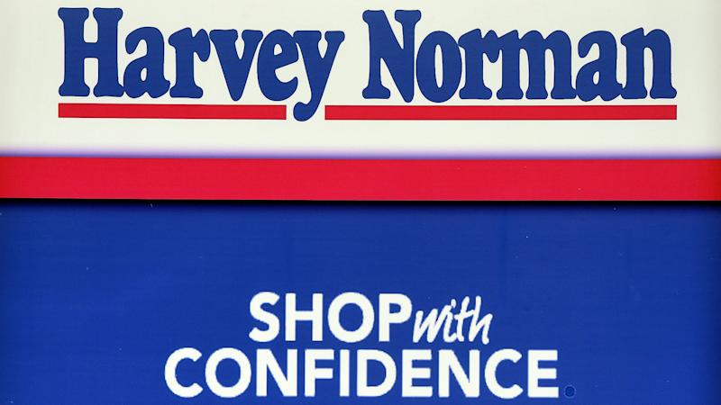 Harvey Norman can't explain share drop