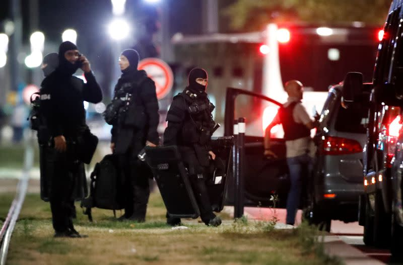 Hostage situation in Le Havre