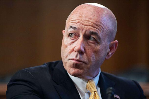 PHOTO: Bernard Kerik, former New York City police commissioner, attends a discussion in Dirksen Building on restoring federal voting rights to citizens who have past criminal records in Washington, July 22, 2014. (Tom Williams/AP, FILE)