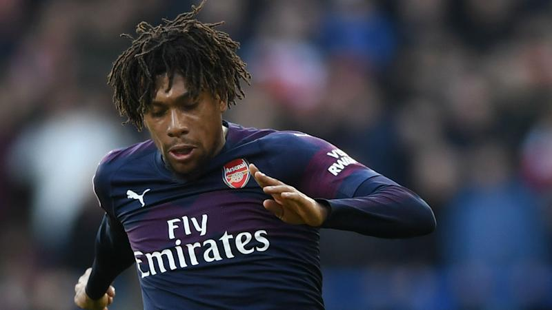 'He needs to improve tactically' - Emery applauds Iwobi attitude but wants greater end product