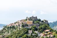 """<p><strong>Population:</strong> 2,343</p> <p>For a more subdued Riviera experience, bypass <a href=""""http://www.cntraveler.com/stories/2014-12-29/why-you-need-to-visit-nice-france?mbid=synd_yahoo_rss"""" rel=""""nofollow noopener"""" target=""""_blank"""" data-ylk=""""slk:Nice"""" class=""""link rapid-noclick-resp"""">Nice</a> and <a href=""""http://www.cntraveler.com/galleries/2014-05-15/celebrity-moments-at-festival-de-cannes?mbid=synd_yahoo_rss"""" rel=""""nofollow noopener"""" target=""""_blank"""" data-ylk=""""slk:Cannes"""" class=""""link rapid-noclick-resp"""">Cannes</a> for Èze, whose rocky hillside location 1,400 feet above the sea promises stunning views of the Mediterranean. After a dizzying hike to the town's summit, enjoy a well-deserved meal at <a href=""""https://www.chevredor.com/restaurants-bars/chevre-dor-gourmet-restaurant/"""" rel=""""nofollow noopener"""" target=""""_blank"""" data-ylk=""""slk:La Chèvre d'Or"""" class=""""link rapid-noclick-resp"""">La Chèvre d'Or</a>, a two-starred Michelin restaurant helmed by chef Arnaud Faye.</p>"""
