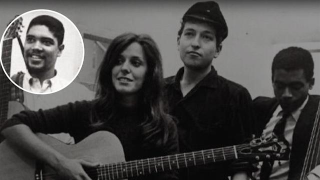 <p>Bruce Langhorne was active in the Greenwich Village folk scene in the 1960s. He died April 14 after failing health following a stroke in 2015. He was 78.<br> (Photo: Brucelanghornemusic/YouTube) </p>