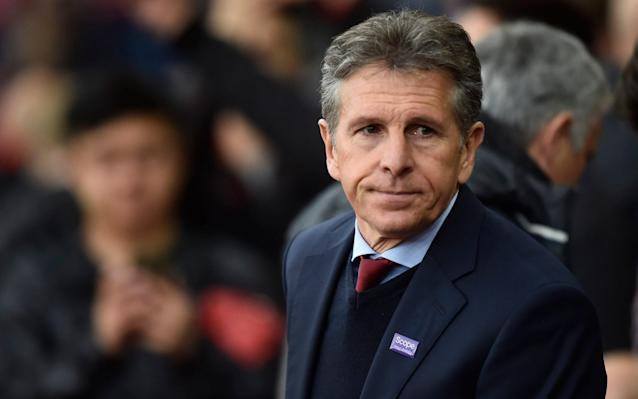 Claude Puel emerges as shock contender for Leicester job