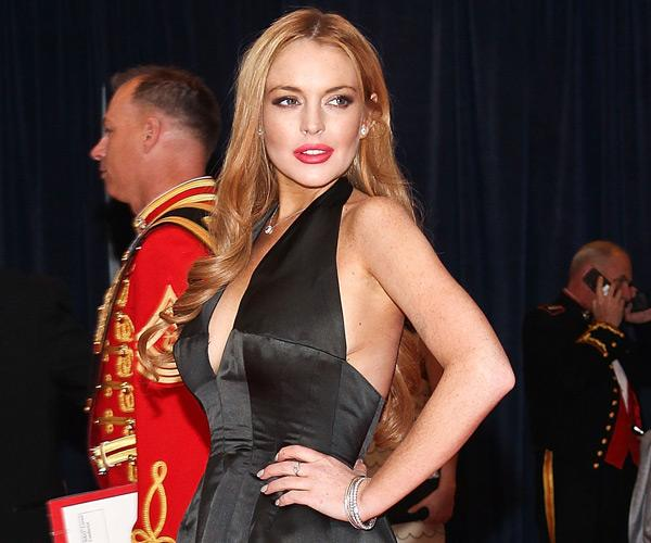 Lindsay Lohan's Good Deed At The White House: She's So Sweet