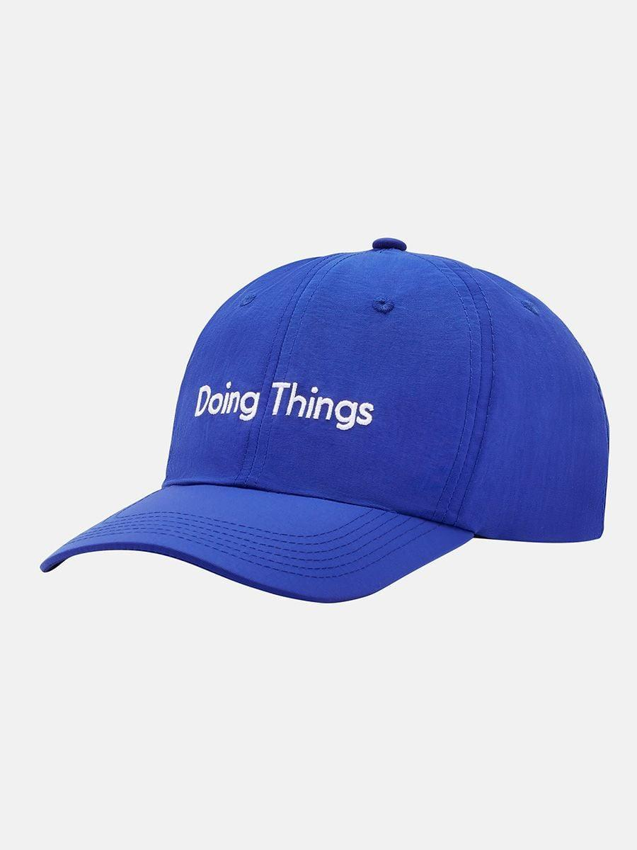 <p>He'll wear this <span>Outdoor Voices Doing Things Hat</span> ($25) everywhere.</p>