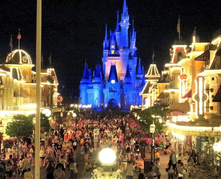 Walt DIsney World has been closed since the evening of March 15.