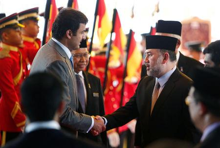 Malaysia: Sultan Muhammad V steps down as king