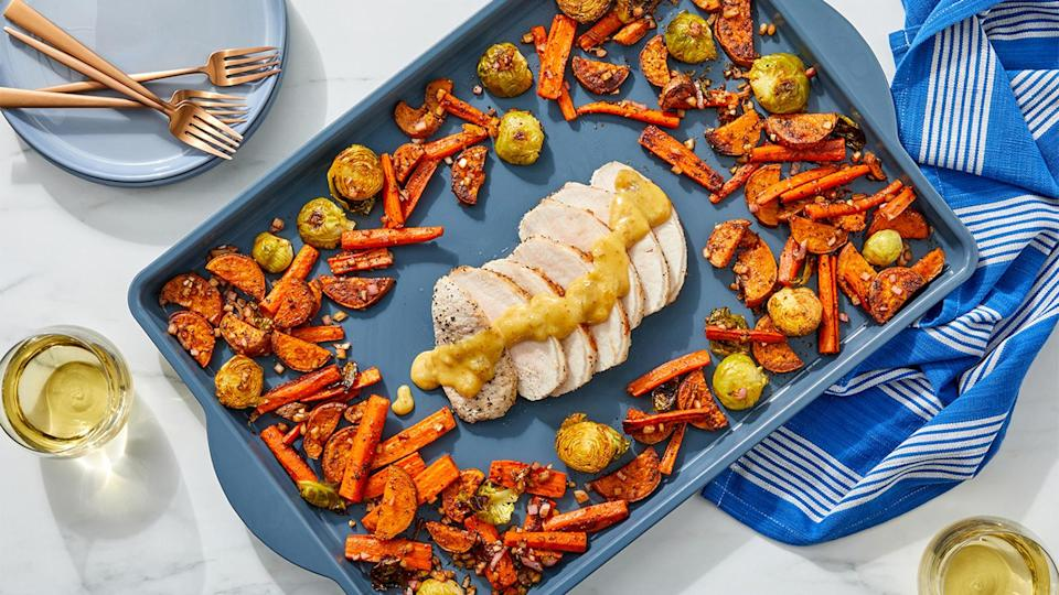 Blue Apron Easy To Prep and Clean Recipes