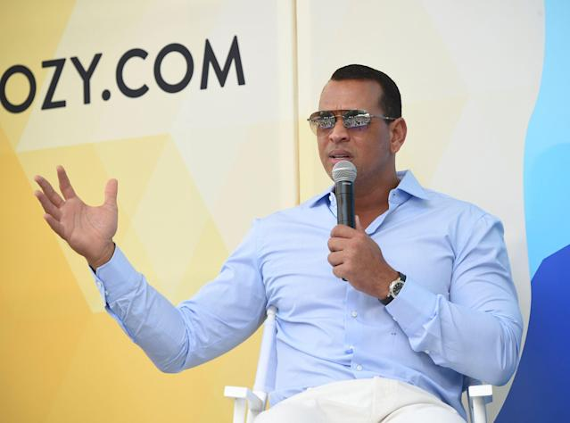 Alex Rodriguez's latest exposed moment was too distasteful for even the New York Post to touch. (AP)