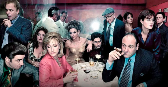 A Sopranos prequel is set to hit big screens. The film will take a look into some of the characters' early lives. Source: HBO