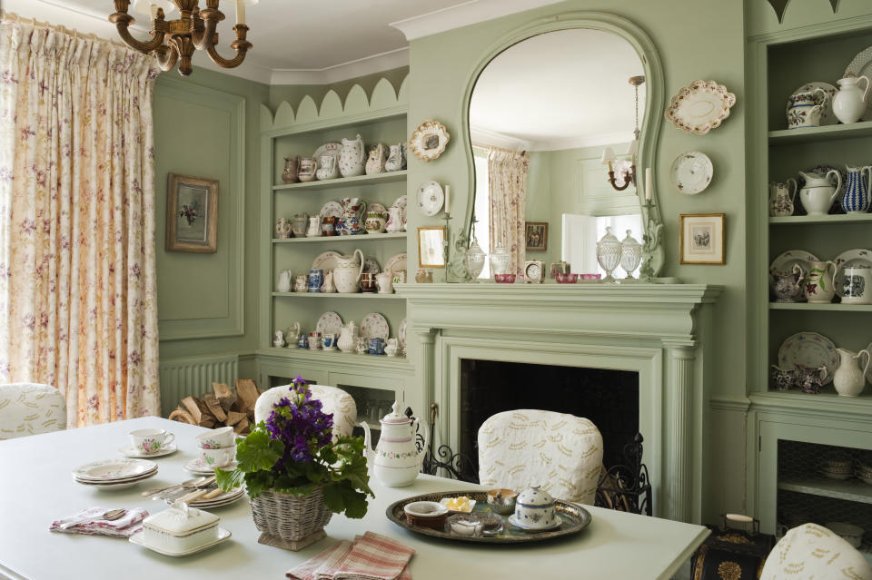 Considered clutter should be something to celebrate. (Getty Images)