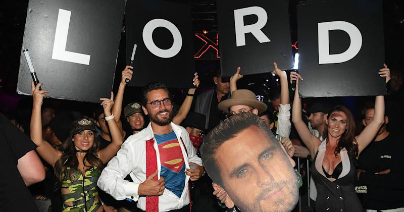 We're not sure about his regular ego, but his alter ego is 'Lord Disick' (Copyright: Getty/Denise Truscello)