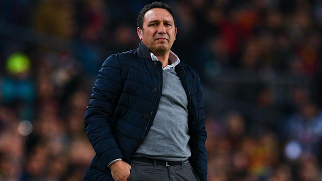 He enjoyed a hugely successful playing career with the Camp Nou side and coached the B team, but the Real Sociedad boss is not thinking about a return