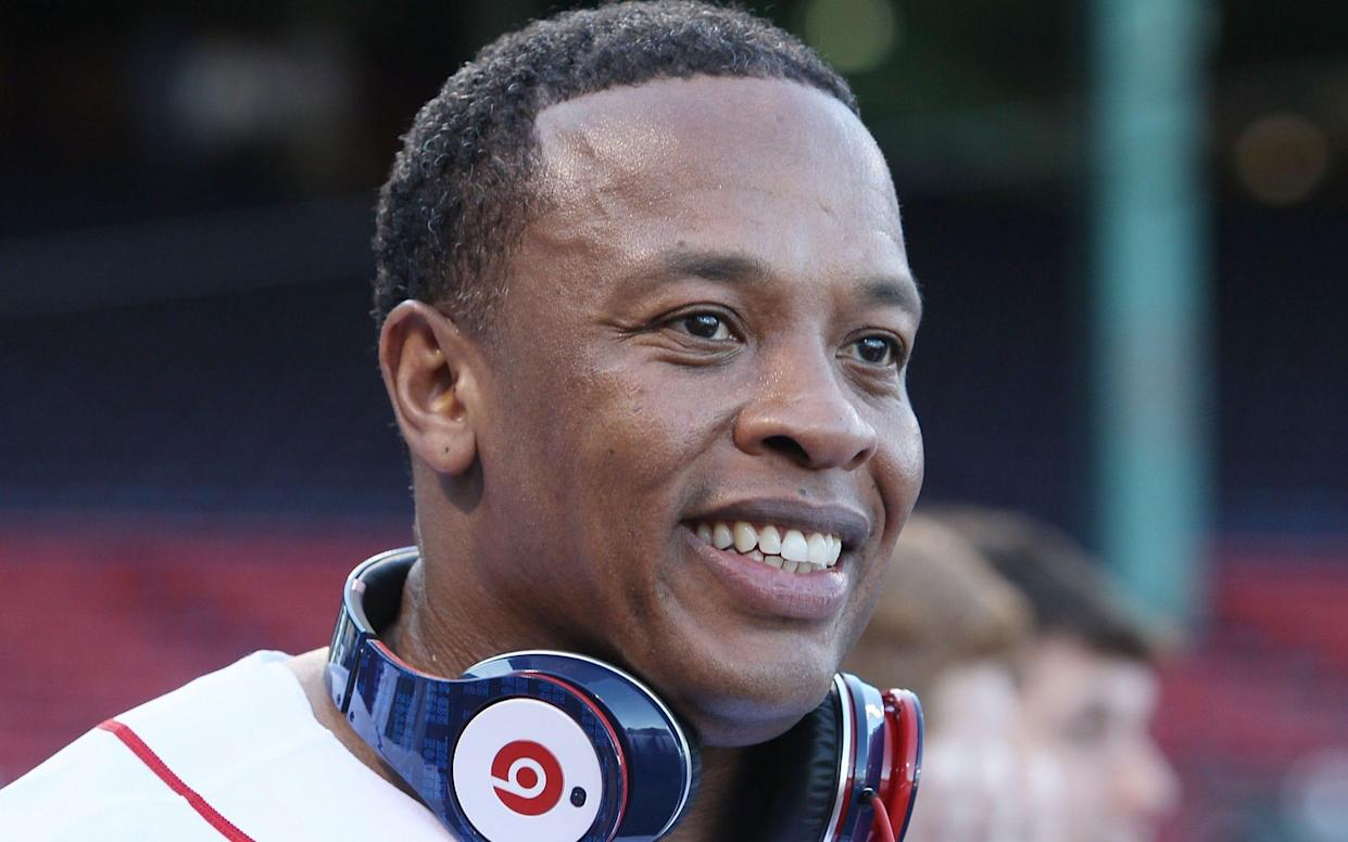Producer and musician Dr. Dre - Getty Images