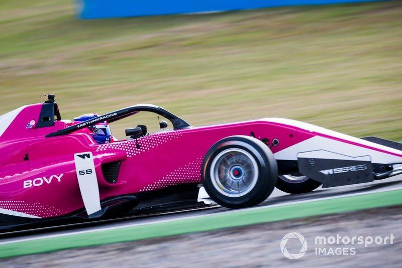 "Sarah Bovy<span class=""copyright"">Sam Bloxham / Motorsport Images</span>"