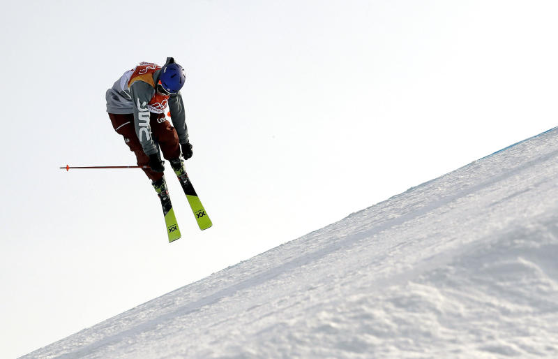 Oystein Braaten captures gold in slopestyle