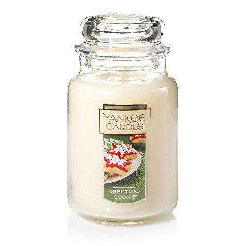 "<p><strong>Yankee Candle</strong></p><p>amazon.com</p><p><strong>$14.99</strong></p><p><a href=""https://www.amazon.com/dp/B000C2TB6U?tag=syn-yahoo-20&ascsubtag=%5Bartid%7C10055.g.34654987%5Bsrc%7Cyahoo-us"" rel=""nofollow noopener"" target=""_blank"" data-ylk=""slk:Shop Now"" class=""link rapid-noclick-resp"">Shop Now</a></p><p>There are over 14,000 5-star reviews for this candle scent, which smells of vanilla, cinnamon, nutmeg, butter and sugar. </p>"