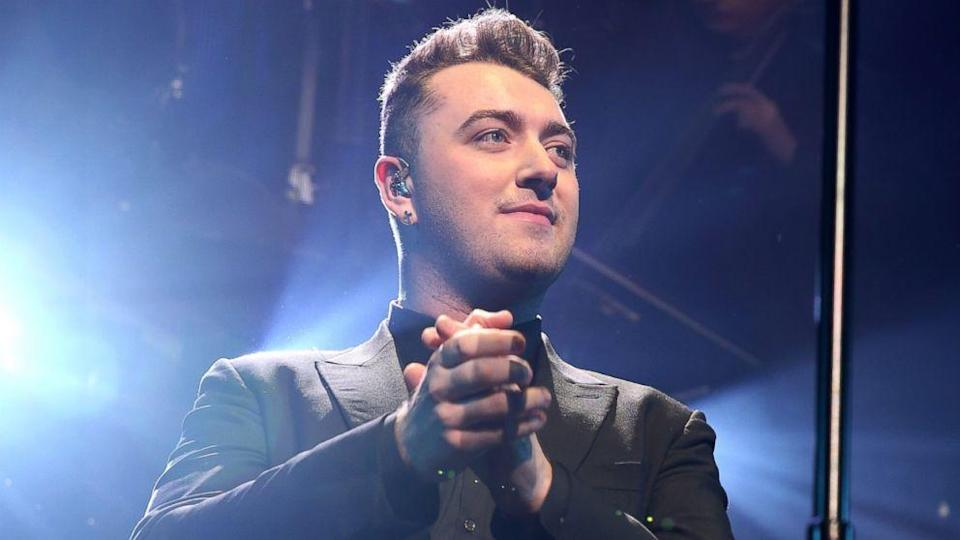 Sam Smith Loses 14 Pounds in 14 Days (ABC News)