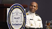 For Surgeon General Jerome Adams, the fight against opioids is personal
