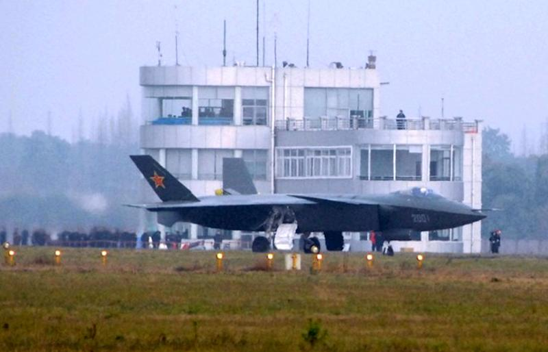 China's new stealth fighter jet, the J-20, is the country's first radar-evading combat aircraft