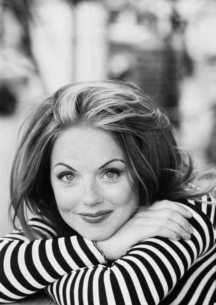 <strong>1996</strong> Geri Halliwell