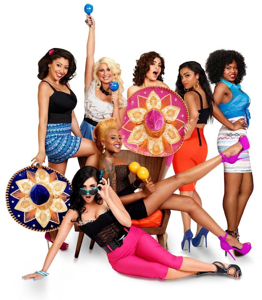 """<P><B>""""Bad Girls Club"""" (Oxygen)</b><br> <br><B>Returns July 9</b> <br> <br>More terribly behaved women trashing perfectly lovely mansions... this time in Mexico.</P>"""