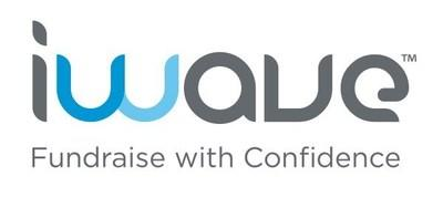 Logo: iWave - the Industry's top fundraising intelligence platform (CNW Group/iWave)