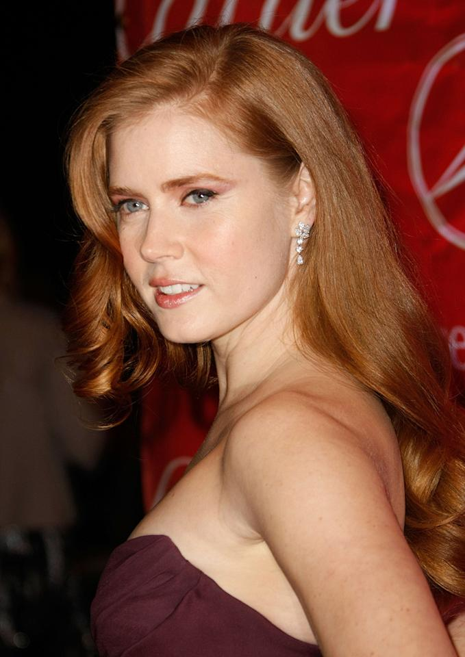 "<a href=""http://movies.yahoo.com/movie/contributor/1800018895"">Amy Adams</a> at the 20th Annual Palm Springs Film Festival Gala - 01/06/2009"