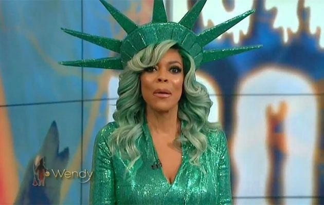 Wendy Williams have given fans a fright during her Halloween special. Source: The Wendy Williams Show