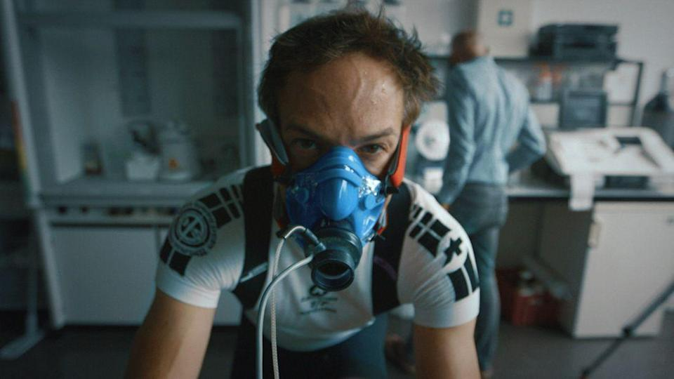 "<p>Director Bryan Fogel intended to experiment with doping in order to win a cycling competition—only his investigations into the practice opened up a bigger, more sinister scandal in this Oscar-winning doc.</p><p><a class=""link rapid-noclick-resp"" href=""https://www.netflix.com/watch/80168079?trackId=13752289&tctx=0%2C0%2Cb4ff831b-9852-479d-a8f4-0981f68cf898-70853812%2C%2C"" rel=""nofollow noopener"" target=""_blank"" data-ylk=""slk:Watch Now"">Watch Now</a></p>"