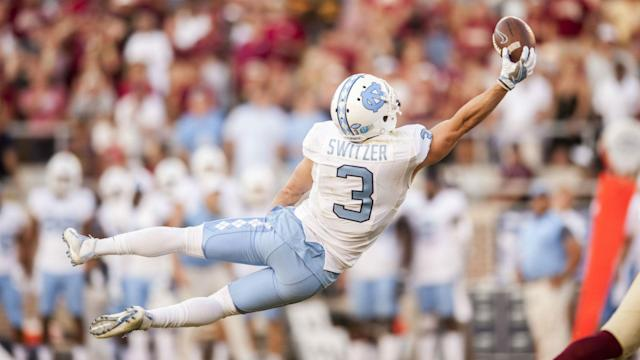 NFL Draft prospect Ryan Switzer was one of the most electrifying players in college football over the last four seasons.