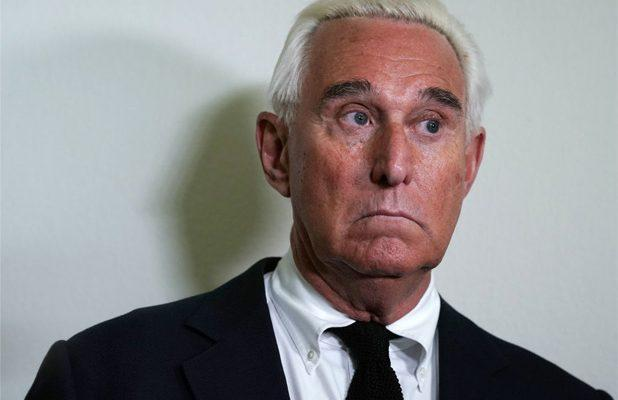 Roger Stone Found Guilty on All Counts in Obstruction Case Stemming From Mueller Probe