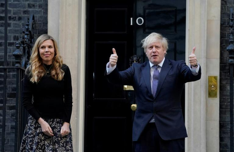 Boris Johnson becomes only the second British prime minister to marry while in power. The last was Robert Jenkinson in 1822