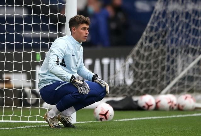 Kepa Arrizabalaga has struggled to show his best form since he made the move to England in 2018