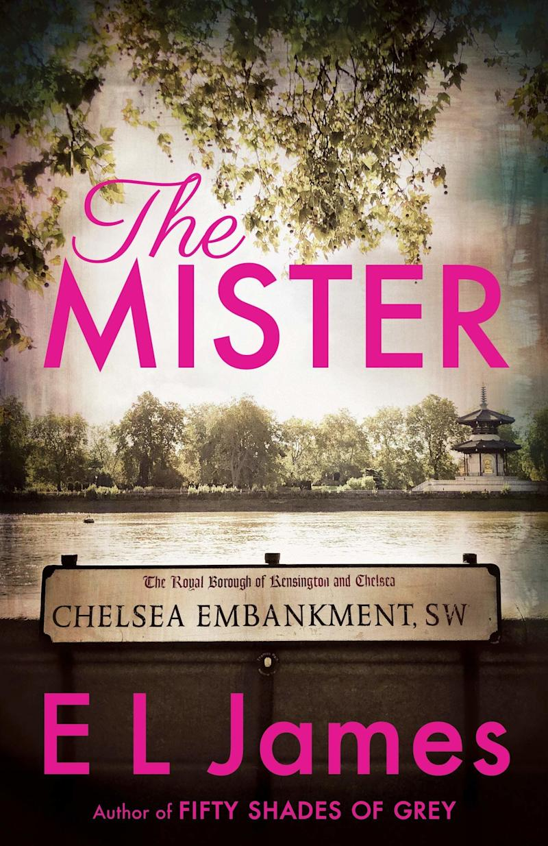 The Mister Paperback by E L James