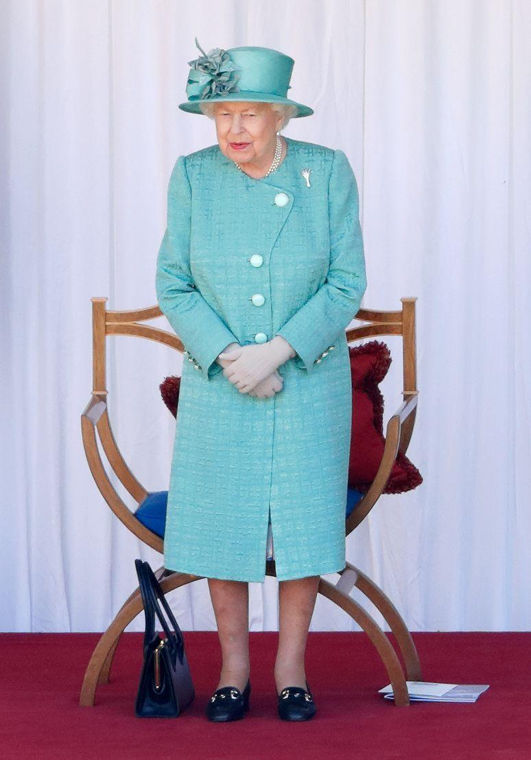 """<p>Her Majesty is nothing if not loyal to her favorite brands, including this London-based <a href=""""http://www.handmadeshoes.co.uk/"""" rel=""""nofollow noopener"""" target=""""_blank"""" data-ylk=""""slk:bespoke shoemaker"""" class=""""link rapid-noclick-resp"""">bespoke shoemaker</a> (they also created the Fab Four's famous Beatle boot and the iconic ruby slippers for <em>The Wizard of Oz</em>) whose handmade heels she's <a href=""""https://www.vogue.com.au/fashion/trends/5-fascinating-facts-about-the-queens-shoe-habits/image-gallery/1eaad1941bebf134c2ba3a7fc663056d"""" rel=""""nofollow noopener"""" target=""""_blank"""" data-ylk=""""slk:been wearing"""" class=""""link rapid-noclick-resp"""">been wearing </a>for more than 50 years. </p><p><strong>More:</strong> <a href=""""https://www.townandcountrymag.com/society/tradition/a29603068/queen-elizabeth-angela-kelly-shoes-book-quote/"""" rel=""""nofollow noopener"""" target=""""_blank"""" data-ylk=""""slk:Queen Elizabeth Has Someone to Break In Her Shoes For Her"""" class=""""link rapid-noclick-resp"""">Queen Elizabeth Has Someone to Break In Her Shoes For Her</a></p>"""