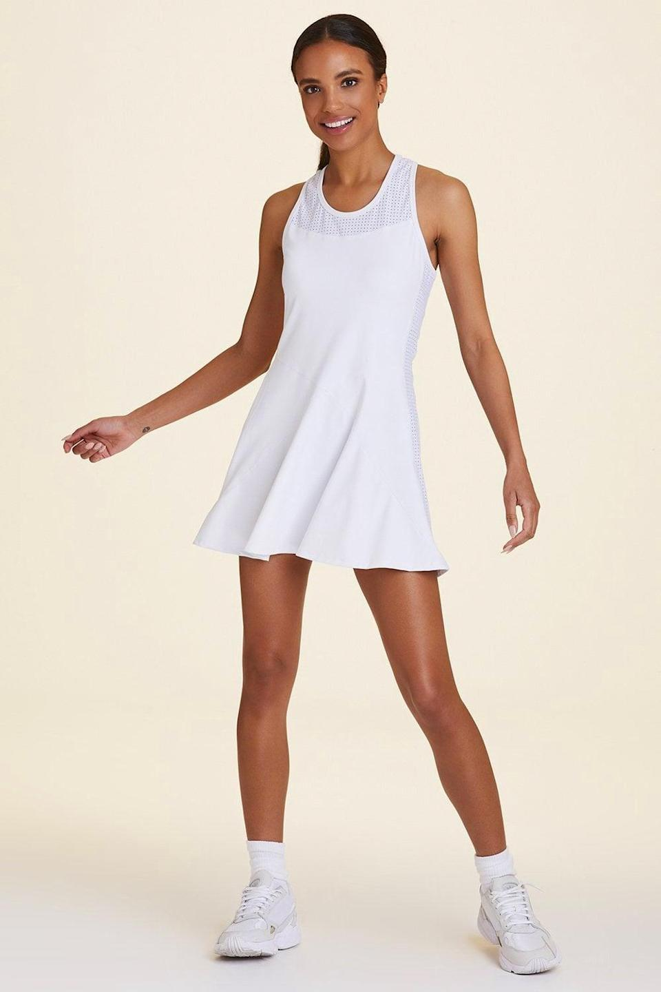 <p>This cute <span>Alala Serena Dress</span> ($145) screams summer.</p>