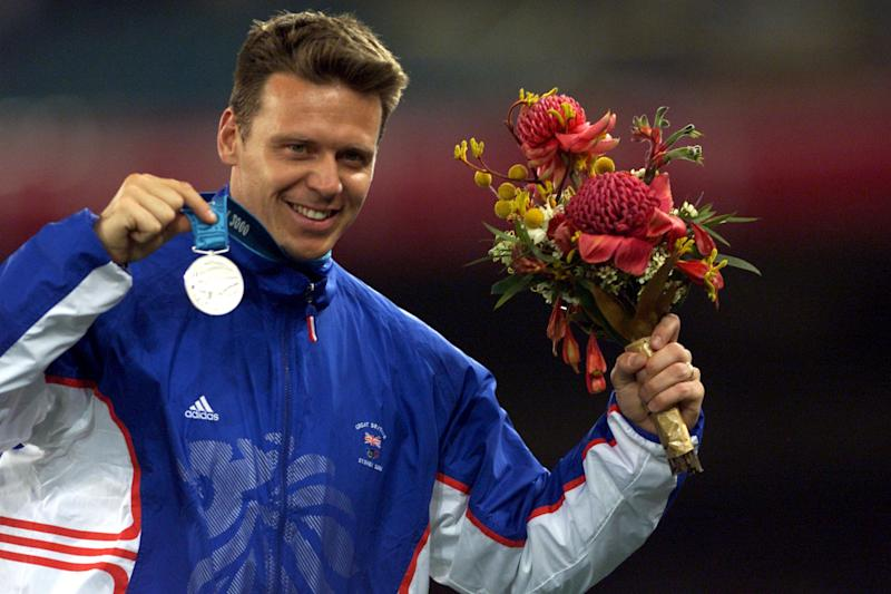 Javelin star Steve Backley scooped a brilliant silver at the Sydney Olympic Games in 2000