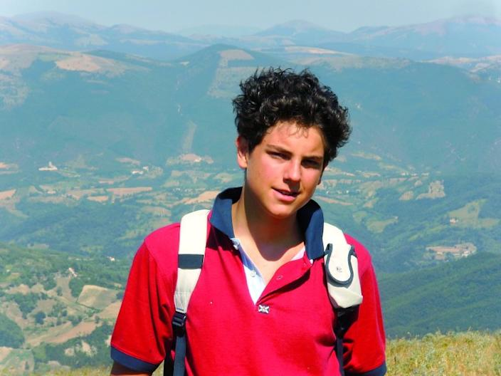 "Carlo Acutis, a 15-year-old Italian boy who died in 2006 and is set to be beatified in October 2020. <span class=""copyright"">(Acutis family)</span>"