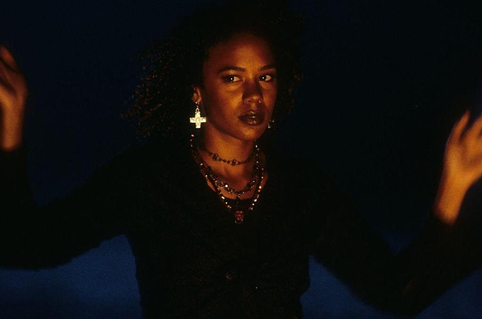 <p>Upon gaining her occult abilities, True's Rochelle Zimmerman starts immediately by casting a revenge spell on the leader of a group of racist bullies. Though successful, Rochelle is then forced to contend with the effects of the spell and the unrest within the coven, eventually resulting in the loss of her powers.</p>